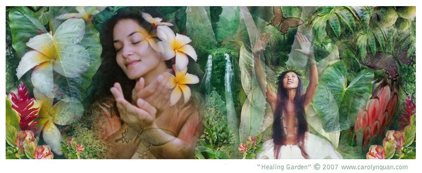 Kauai Health Guide   The Healing Garden Festival 2011